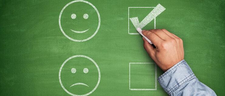 O que você pode aprender fazendo uma pesquisa de satisfação