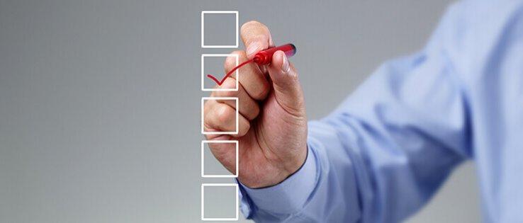 Checklist de pesquisa: o que você precisa conferir antes de enviar sua pesquisa de mercado