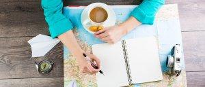 Como eu planejei minha viagem de férias da mesma forma que planejo fazer uma pesquisa de mercado