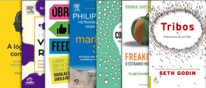 25 livros essenciais para quem faz pesquisa de mercado