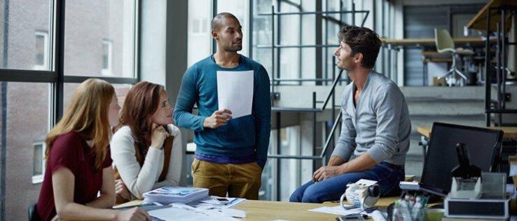 Pesquisa de clima organizacional para sua empresa + modelos de questionário para fazer a sua