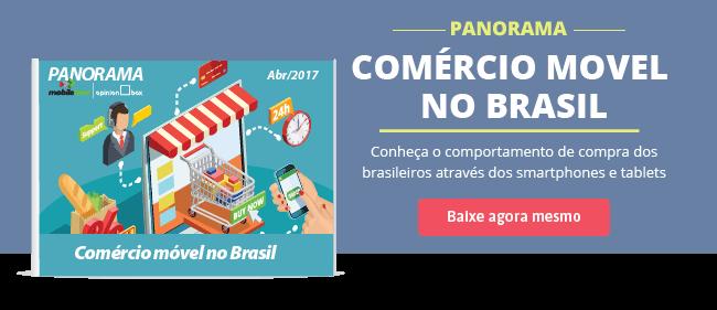 Panorama Comércio Móvel Abril de 2017