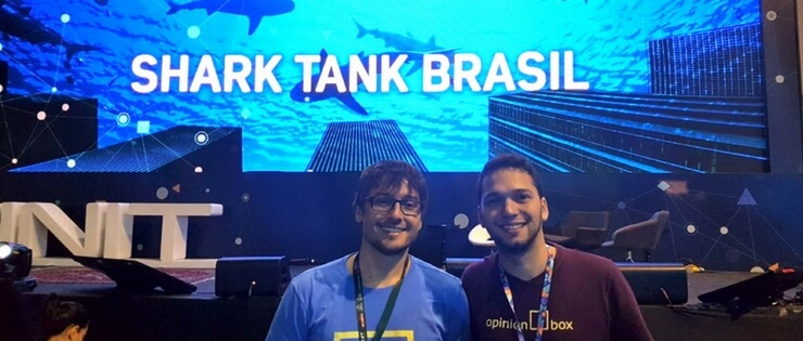 Empreendedorismo: O que o Opinion Box aprendeu ao participar do 100 Open Startups e do Shark Tank na FINIT 2017