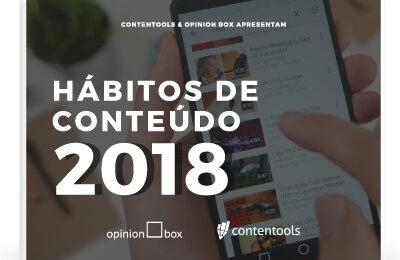 Hábitos de Conteúdo 2018