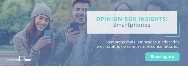 Pesquisa sobre smartphones: marcas preferidas e os hábitos de compra dos consumidores