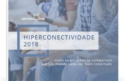 Hiperconectividade 2018