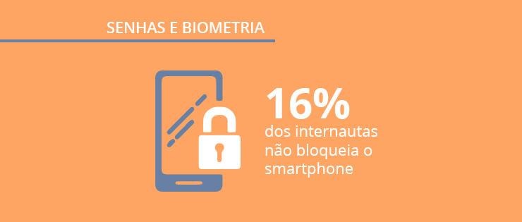 Senhas e biometria para smartphones: pesquisa exclusiva Opinion Box e Mobile Time