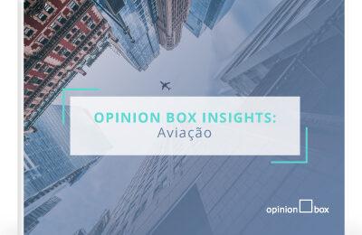 Opinion Box Insights: Aviação