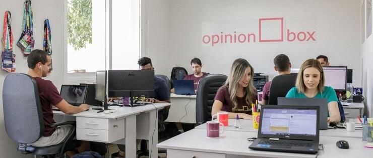 Opinion Box: estamos contratando novos talentos para trabalhar com a gente