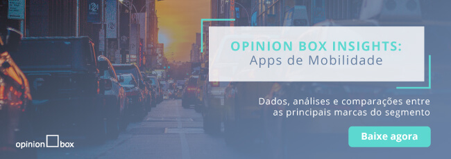 Apps de mobilidade: pesquisa sobre os aplicativos de transporte no Brasil