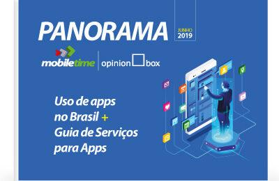 Panorama Mobile Time/Opinion Box: Uso de Apps – Nona Edição