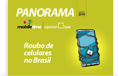 Panorama Mobile Time/Opinion Box: Roubo de Celulares 2019