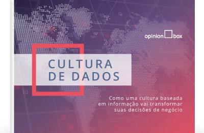 Ebook Cultura de Dados