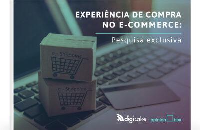Pesquisa Experiência de Compra no E-Commerce