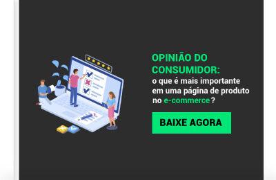 Pesquisa Opinião do Consumidor de E-commerce
