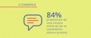 Comportamento do consumidor no e commerce: hábitos de compra, preferência e opinião dos consumidores