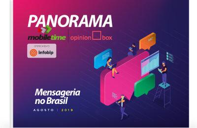 Panorama Mobile Time/Opinion Box: Mensageria no Brasil – Nona Edição