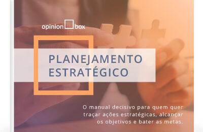 Ebook Planejamento Estratégico