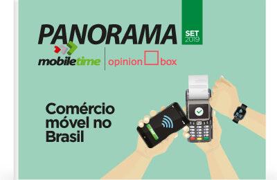 Panorama Mobile Time/Opinion Box: Comércio Móvel – Nona Edição