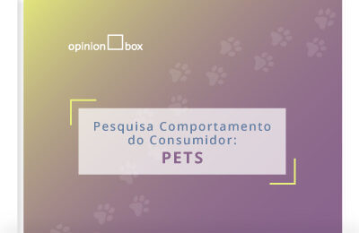 Infográfico Comportamento do Consumidor – Pets