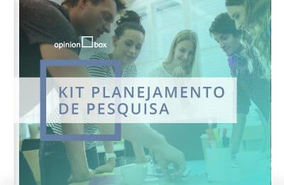 Kit Planejamento de Pesquisa