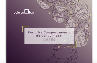 Infográfico Comportamento do Consumidor – Café