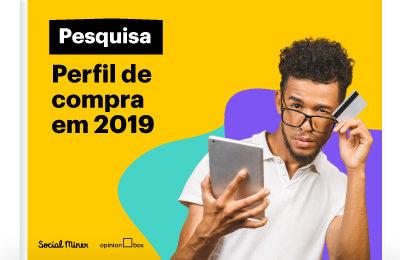 Pesquisa Perfil de Compra 2019