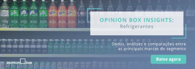 Pesquisa sobre refrigerantes: dados do mercado no Brasil