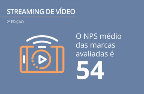 Pesquisa Streaming no Brasil – dados sobre o mercado de streaming de vídeo (2ª Edição)