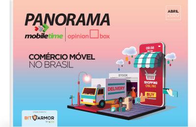 Panorama Mobile Time/Opinion Box: Comércio Móvel – Décima Edição