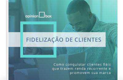 Ebook Fidelização de Clientes