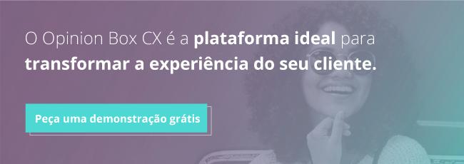 Plataforma de CX: conheça a nova solução de customer experience do Opinion Box