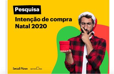 Pesquisa Intenção de Compra – Natal 2020
