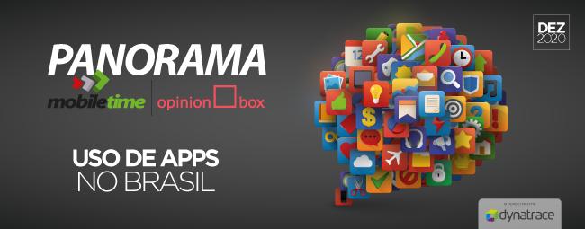 Pesquisa sobre aplicativos no Brasil: apps mais populares, hábitos e preferências dos brasileiros