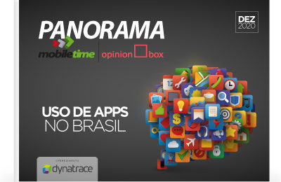 Panorama Mobile Time: Uso de Apps no Brasil – Dezembro de 2020