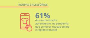 Varejo de roupas e acessórios – dados sobre o consumo e as principais marcas do mercado