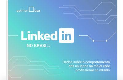 Infográfico LinkedIn no Brasil