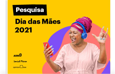 Infográfico: Dia das Mães 2021