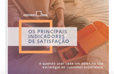 Ebook Indicadores de Satisfação do Cliente