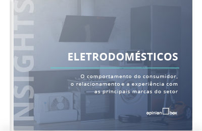 Opinion Box Insights: Eletrodomésticos