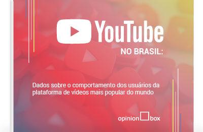 Infográfico YouTube no Brasil