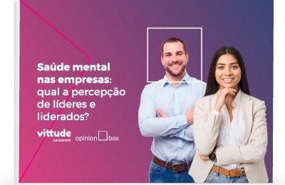Ebook Saúde Mental nas Empresas