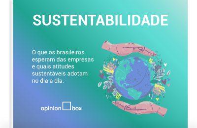 Infográfico Sustentabilidade