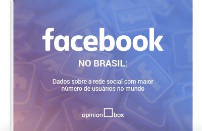 Infográfico Facebook no Brasil