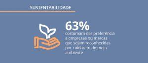 Pesquisa sobre Sustentabilidade: o que os brasileiros esperam das empresas?