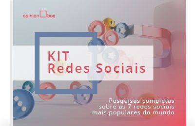 Kit Redes Sociais