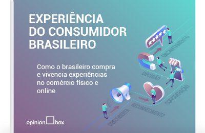 Infográfico Experiência do Consumidor Brasileiro