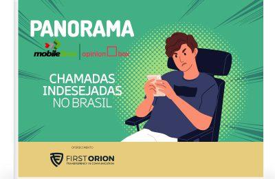 Panorama Mobile Time: Chamadas Indesejadas no Brasil – Setembro de 2021
