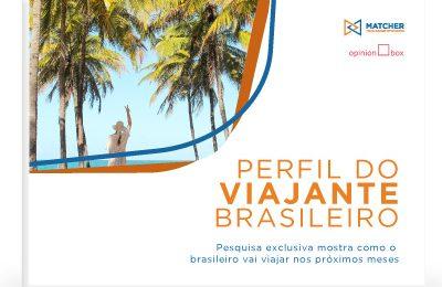 Ebook Perfil do Viajante Brasileiro