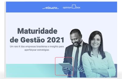 Ebook Maturidade de Gestão 2021